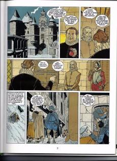 Extrait de Les 7 Vies de l'Épervier -3a1987- L'Arbre de mai