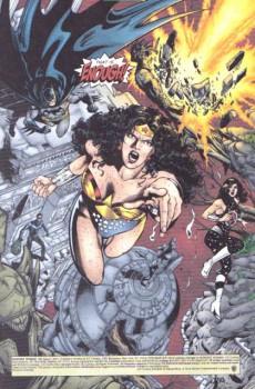 Extrait de Wonder Woman Vol.2 (DC comics - 1987) -166- Gods of Gotham, Part 3: Fear