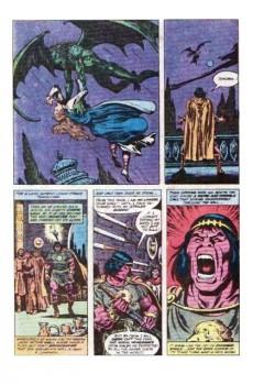 Extrait de King Conan (1980) -5- The Ring of Rakhamon!
