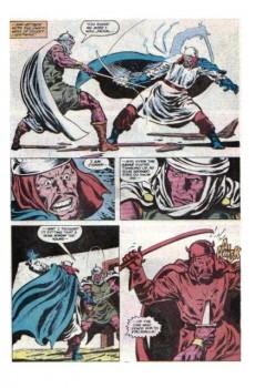 Extrait de King Conan (1980) -6- Vengeance from the Desert!