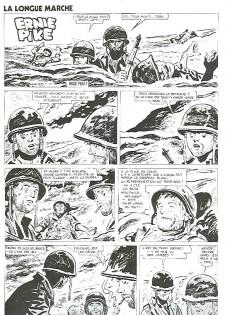 Extrait de Ernie Pike -3- Chroniques de guerre 3