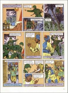 Extrait de Blake et Mortimer (Les Aventures de) -2b1992- Le Secret de l'Espadon - Tome 2