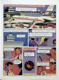 Extrait de Blake et Mortimer (Les Aventures de) -11a1997- Les 3 formules du professeur sato - tome 1