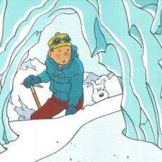 Extrait de (AUT) Hergé -15- Au Tibet avec Tintin