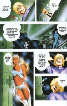 Extrait de Cobra - The Space Pirate (Black Box Éditions) -3- Tome 3