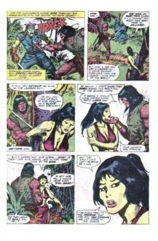 Extrait de King Conan (1980) -8- A queen reclaimed !