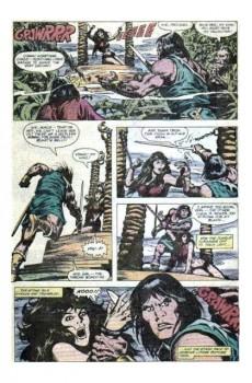 Extrait de King Conan (1980) -10- The fang of set