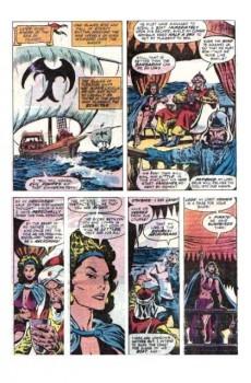 Extrait de King Conan (1980) -7- A clash of kings !