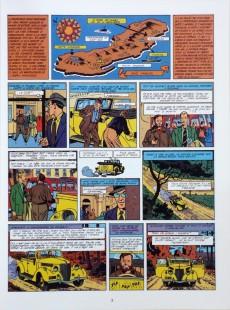 Extrait de Blake et Mortimer -7a96- L'enigme de l'atlantide