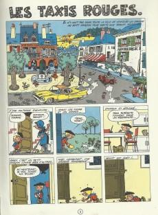 Extrait de Benoît Brisefer -1b1977- Les taxis rouges