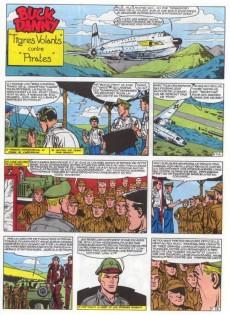 Extrait de Buck Danny -28d1989- Tigres volants contre pirates