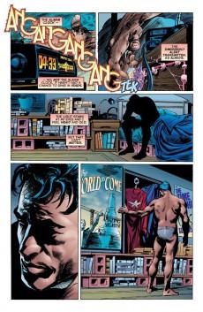 Extrait de Kurt Busiek's Astro City (1995) -INT01 - Life in the Big City