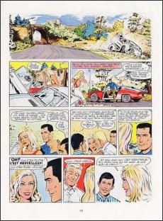 Extrait de Michel Vaillant -18d1977- De l'huile sur la piste !