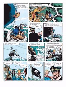 Extrait de 3 A (Les aventures des) -14TL- Les naufrageurs de la brume