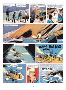 Extrait de 3 A (Les aventures des) -36TL- Le secret des falaises rouges