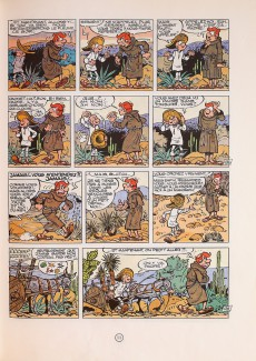 Extrait de Les tuniques Bleues -17a1984- El Padre