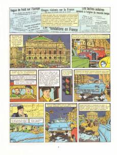 Extrait de Blake et Mortimer (Publicitaire) -8Esso- S.O.S. météores