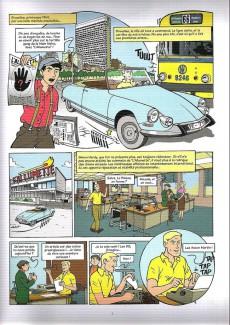 Extrait de Simon Hardy (Une aventure de) -HS- Un reportage de Simon Hardy - Course-poursuite en Aston Martin