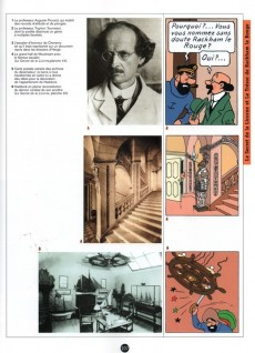 Extrait de Tintin - Divers - Le rêve et la réalité - L'histoire de la création des aventures de Tintin