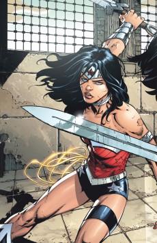 Extrait de Wonder Woman - Déesse de la guerre (Urban Comics) -1- Insurrection