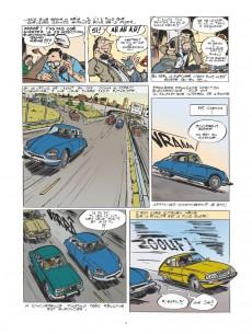 Extrait de Garage de Paris -2- Dix nouvelles histoires de voitures populaires