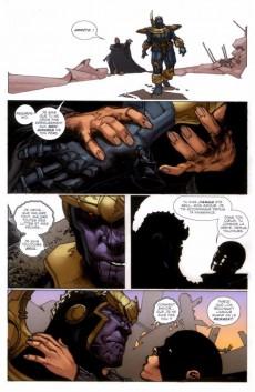 Extrait de Thanos : l'ascension - L'ascension