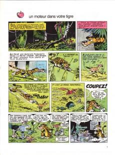 Extrait de La jungle en folie -20- La guerre du golf
