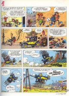Extrait de Gaston -11c1980- Gaffes, bévues et boulettes