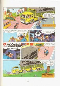 Extrait de Les petits hommes -1a1986- L'exode