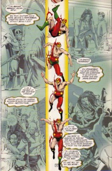 Extrait de Mister Miracle (1996) -3- Freedom's not just another word