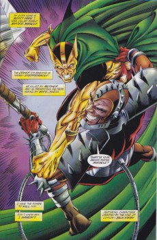 Extrait de Mister Miracle (1996) -4- For everything left to lose