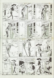 Extrait de Lucky Luke -8TL- Phil Defer