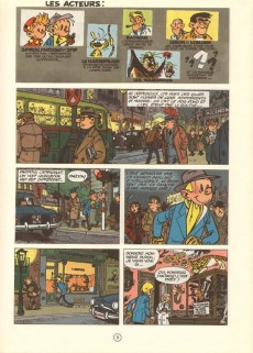 Extrait de Spirou et Fantasio -11c85- Le gorille a bonne mine