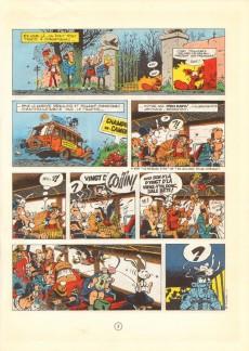 Extrait de Spirou et Fantasio -23e93- Tora torapa