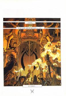Extrait de Fée et tendres automates -3- Wolfgang Miyaké