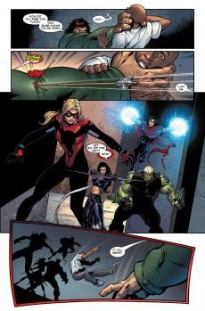 Extrait de Young Avengers (2005) -INT02a- Family Matters