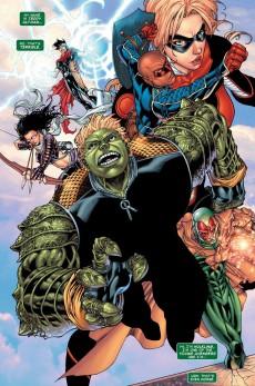 Extrait de Young Avengers presents (2008) -2- Hulkling