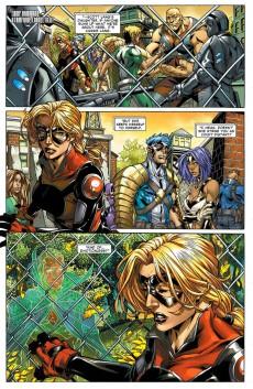 Extrait de Young Avengers presents (2008) -4- The Vision