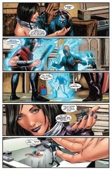 Extrait de Young Avengers presents (2008) -5- Stature