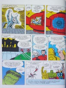 Extrait de Marvel Comics : Le meilleur des Super-Héros - La collection (Hachette) -1- Les Avengers