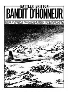 Extrait de Battler Britton -216- Bandit d'honneur