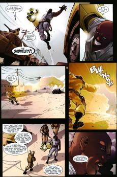 Extrait de Avengers: The Initiative (2007) -INT01- Basic Training