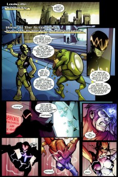 Extrait de Avengers: The Initiative (2007) -INT02a- Killed in Action