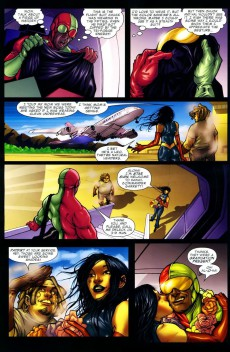 Extrait de Avengers: The Initiative (2007) -INT03- Secret Invasion