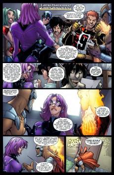 Extrait de Avengers: The Initiative (2007) -INT04a- Disassembled