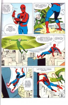 Extrait de Marvel Comics : Le meilleur des Super-Héros - La collection (Hachette) -2- Spider-Man