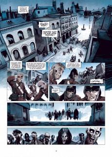 Extrait de Sherlock Holmes Society -4- Contamination