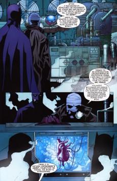 Extrait de Detective Comics (1937) -INT- Batman: Heart of Hush