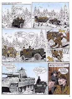 Extrait de La bataille des Ardennes - Nuts! -2- La riposte