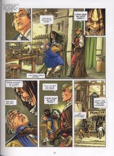 Extrait de Spiritus & Sancti -1- Complot à Daguelloz